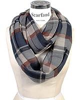 Scarfand's Plaid & Tartan Winter Scarves Wraps & Shawls
