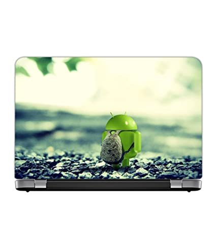 Gmx Laptop Skin Android Symbol 156 Inches Compatible For Lenovo Hp