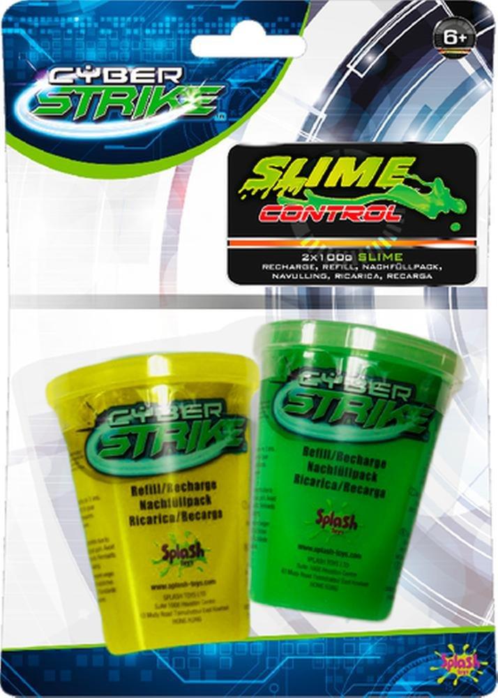 Cyber Strike Slime Control Refill, 12 Stück