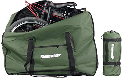 New Waterproof Bicycle Travel Case Outdoors .. CamGo 20 Inch Folding Bike Bag