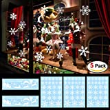 144Designs Snowflake Window Cl