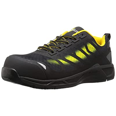 Nautilus 2436 Men's Advanced ESD Nano Carbon Fiber Safety Toe Athletic Work Shoe: Shoes