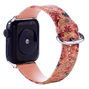 Amazon.com: EurCross Compatible con Apple Watch Band 1.496 ...