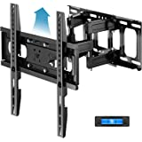 Full Motion TV Wall Mount with Height Setting FOZIMOA TV Mount for Most 32-65 inch LED LCD Plasma Flat Screen Articulating Sw