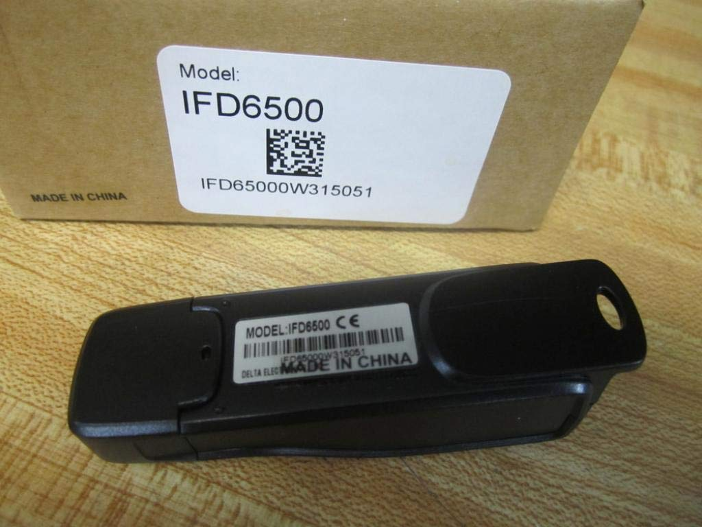 New In Box Delta USB//RS-485 Communication Converter IFD6500 1-Year Warranty !