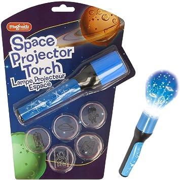 Keycraft Linterna Proyector Espacial, Multicolor (SC263): Amazon ...