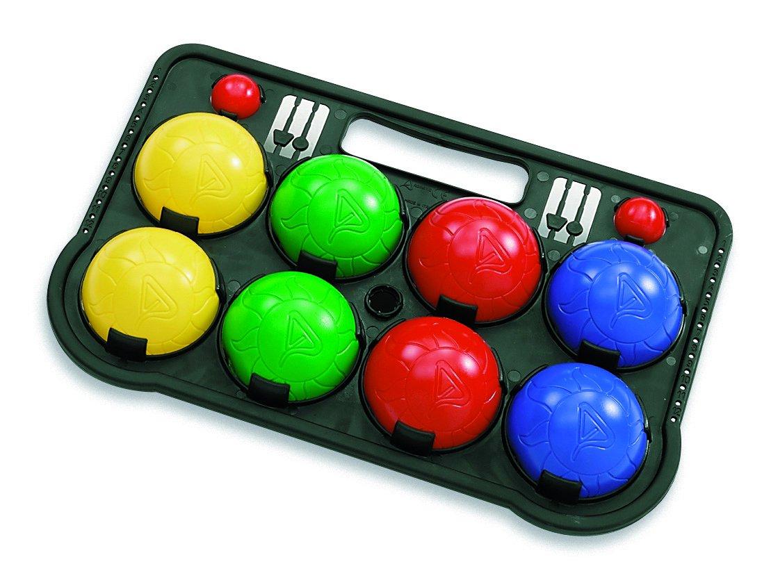 ADRIATIC Pesanti D.90 119 Bowling Bocce E Birilli Gioco Sportivo Sport 608 Multicolore 8002936011909