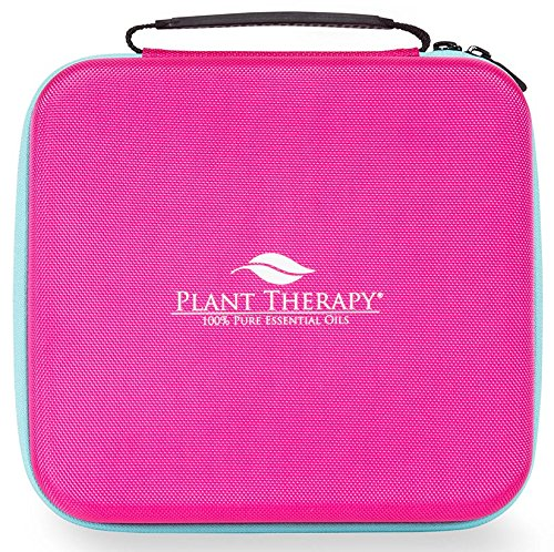 Plant Therapy Large Hard-Top Carrying Case, Holds up to 30 B