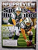 Mark Sanchez & Nick Mangold - New York Jets - Sports Illustrated - September 6, 2010 - NFL Preview - SI