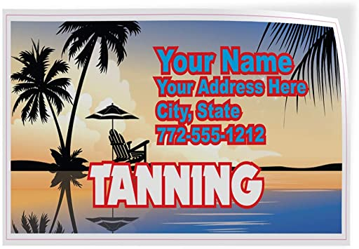 Decal Sticker Multiple Sizes Free Installation Business Free Installations Outdoor Store Sign White Set of 2 54inx36in