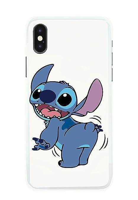 coque iphone x disney stitch