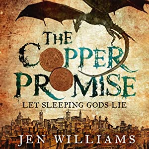 The Copper Promise Audiobook