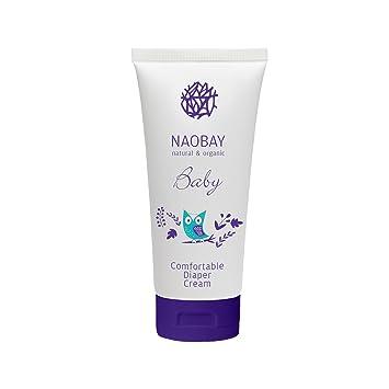 Crema de Pañal y Zonas Delicadas Baby - Naobay