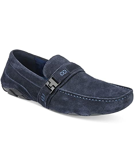 Kenneth Cole Reaction - Mocasines para Hombre Azul Azul Marino: Amazon.es: Zapatos y complementos