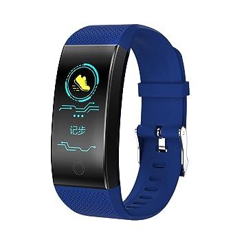 PINCHU QW18 Smart Watch Smartwatch Bluetooth Reloj Digital Muñeca Reloj Deportivo IP68 Teléfono con Los Hombres