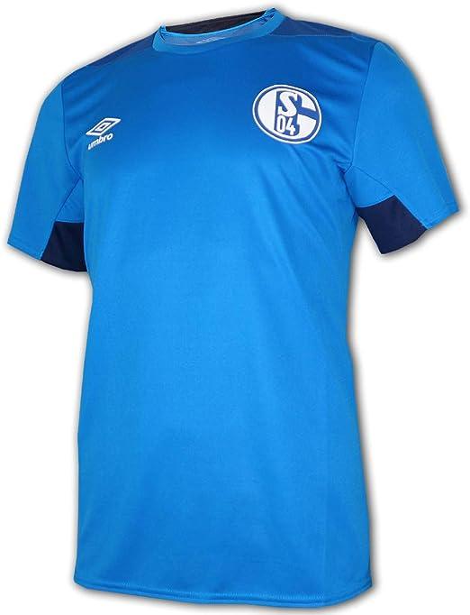 Umbro Fc Schalke 04 Trainingsshirt Camiseta de entrenamiento ...