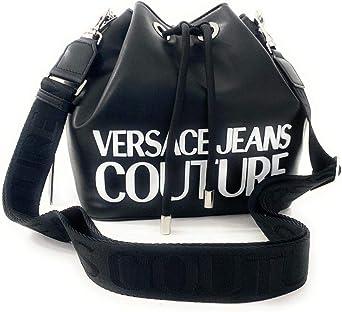 Versace Jeans bolso de mano mujer E1VVBBMX 71413 899 UNICA Nero