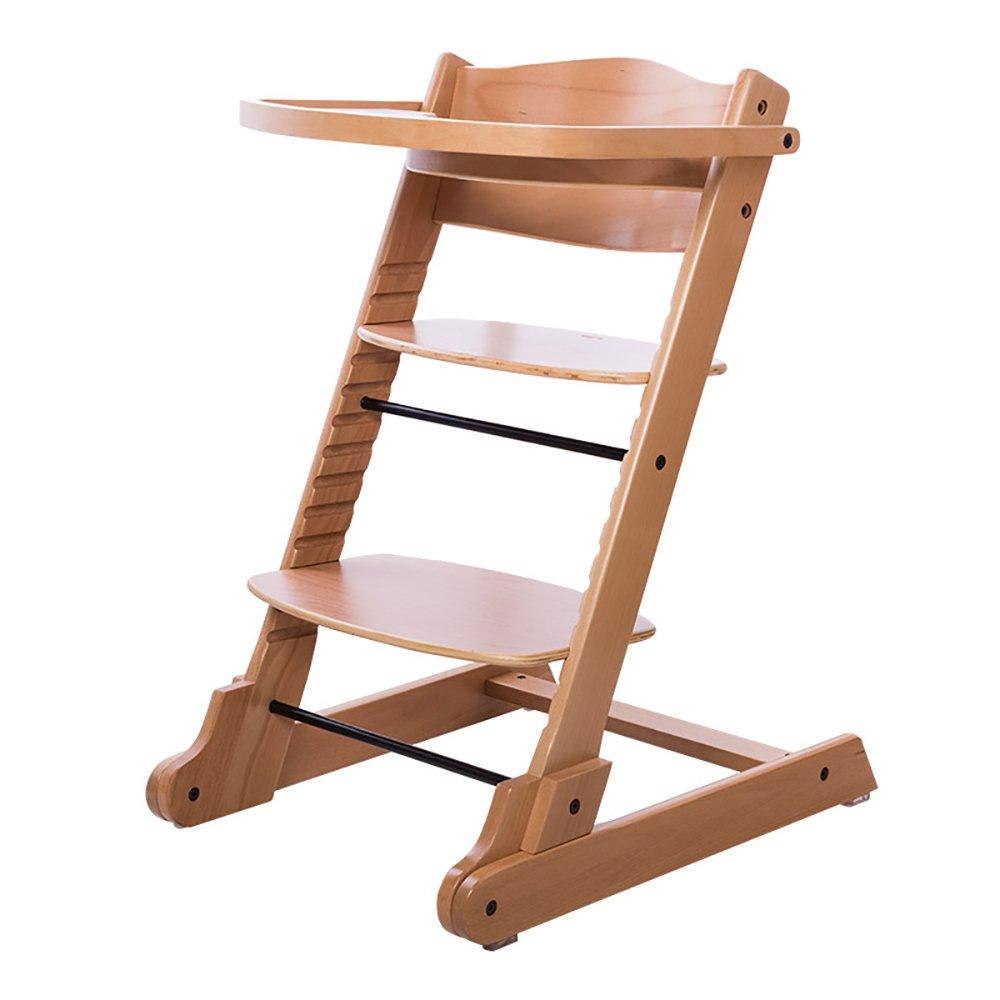 XRXY ソリッドウッド多機能シート/創造的な赤ちゃんダイニングチェア/折り畳み式子供用椅子 ( 色 : A ) B07BFWK37DA