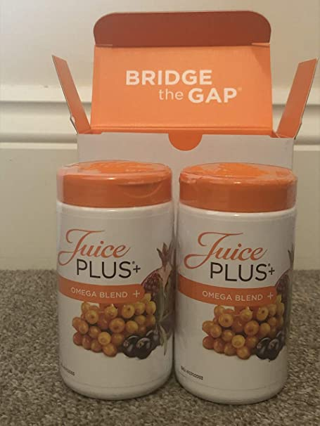 Juice Plus Omega Blend (Vegano) 120 Cápsulas: Amazon.es: Electrónica