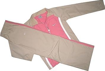 Vieux Survêtement Pantalon Rosebeige Vesteamp; 'femme Nike Girls 3Lj54AR