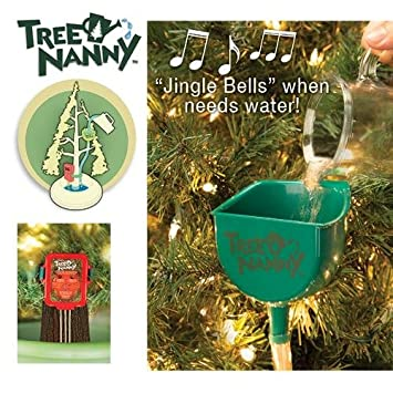 Image Unavailable - Amazon.com: Tree Nanny - Christmas Tree Watering Device: Home & Kitchen