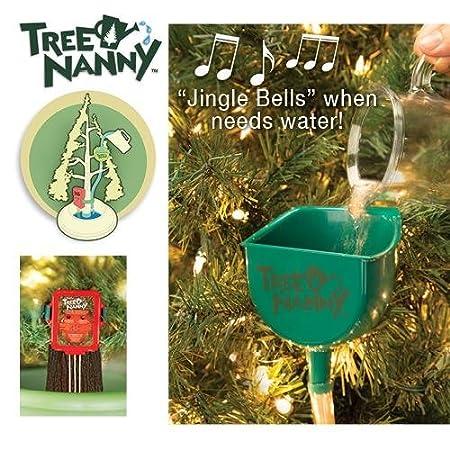 How Often To Water Christmas Tree.Tree Nanny Christmas Tree Watering Device