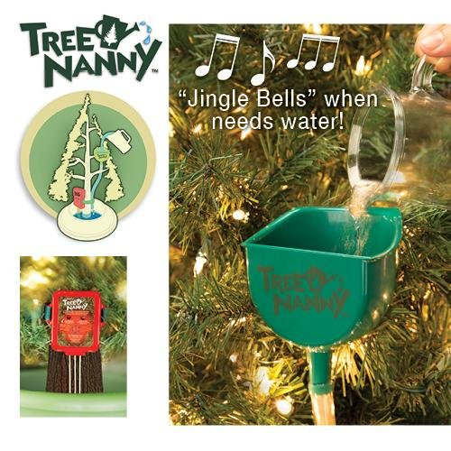 Amazon.com: Tree Nanny - Christmas Tree Watering Device: Home & Kitchen