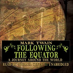 Following the Equator Audiobook
