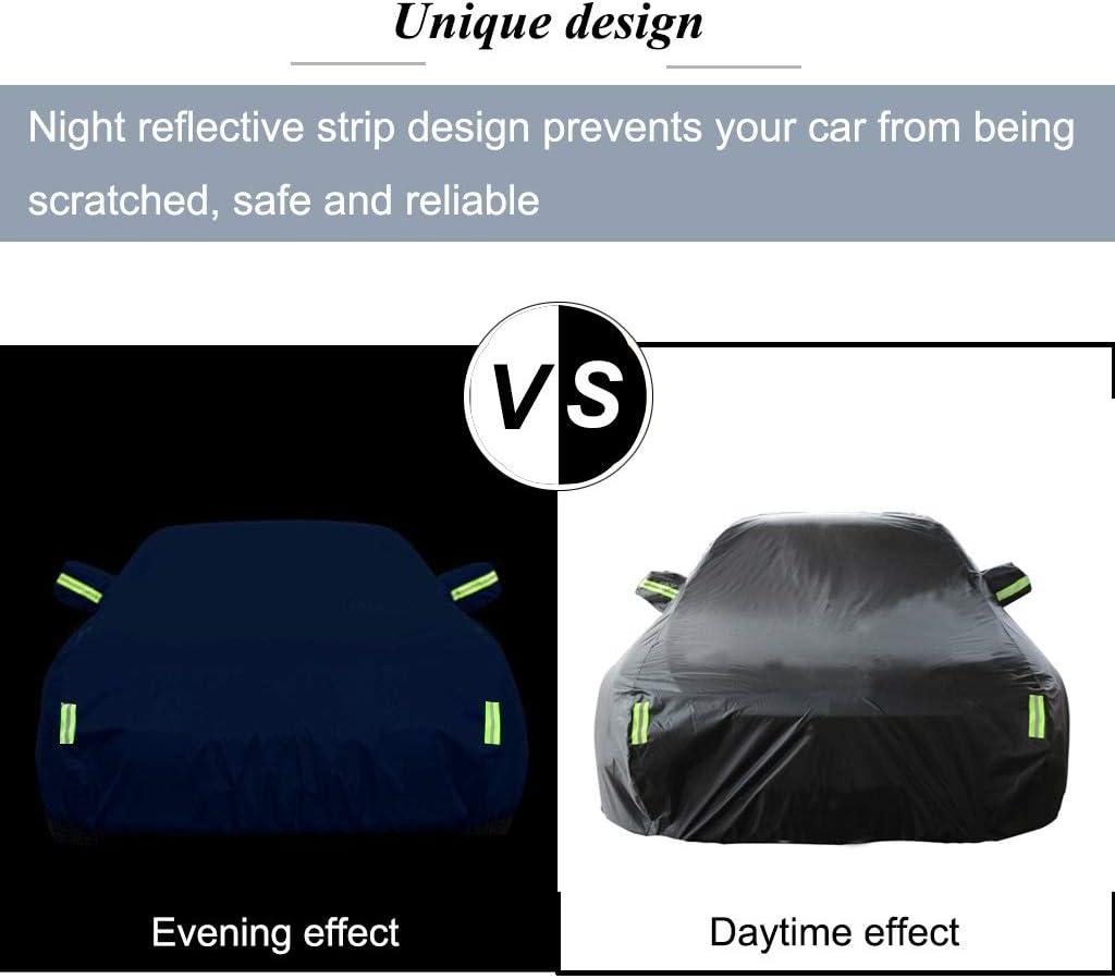 UV-Schutz Auto eingebaut Umfassende Au/ßenverkleidung Automobile Size : E200 Cabriolet Allwetter-Schutz Autoabdeckung Kompatibel mit Mercedes-Benz E-Klasse Fussel verdicken Wasserdicht