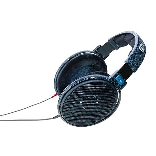 Sennheiser HD 600 - Auriculares de diadema abiertos, negro