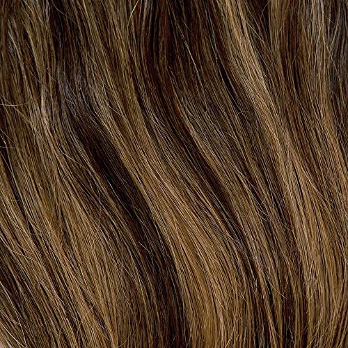Sharon's Brown Balayage (4+8) Clip in Hair Extensions - 100% Remy Human Hair by Estelle's Secret by Estelle's Secret