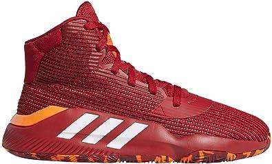 Amazon.com | adidas Mens Pro Bounce 2019 Basketball Sneakers Shoes ...