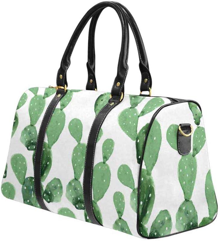 Moon Large Capacity Gym Bag Travel Duffle Sports Bag INTERESTPRINT Wolf