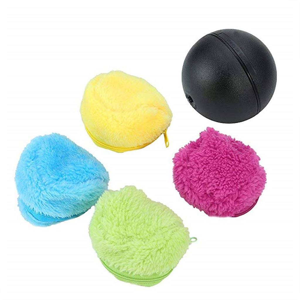 Milo Activation Ball Dog Toy