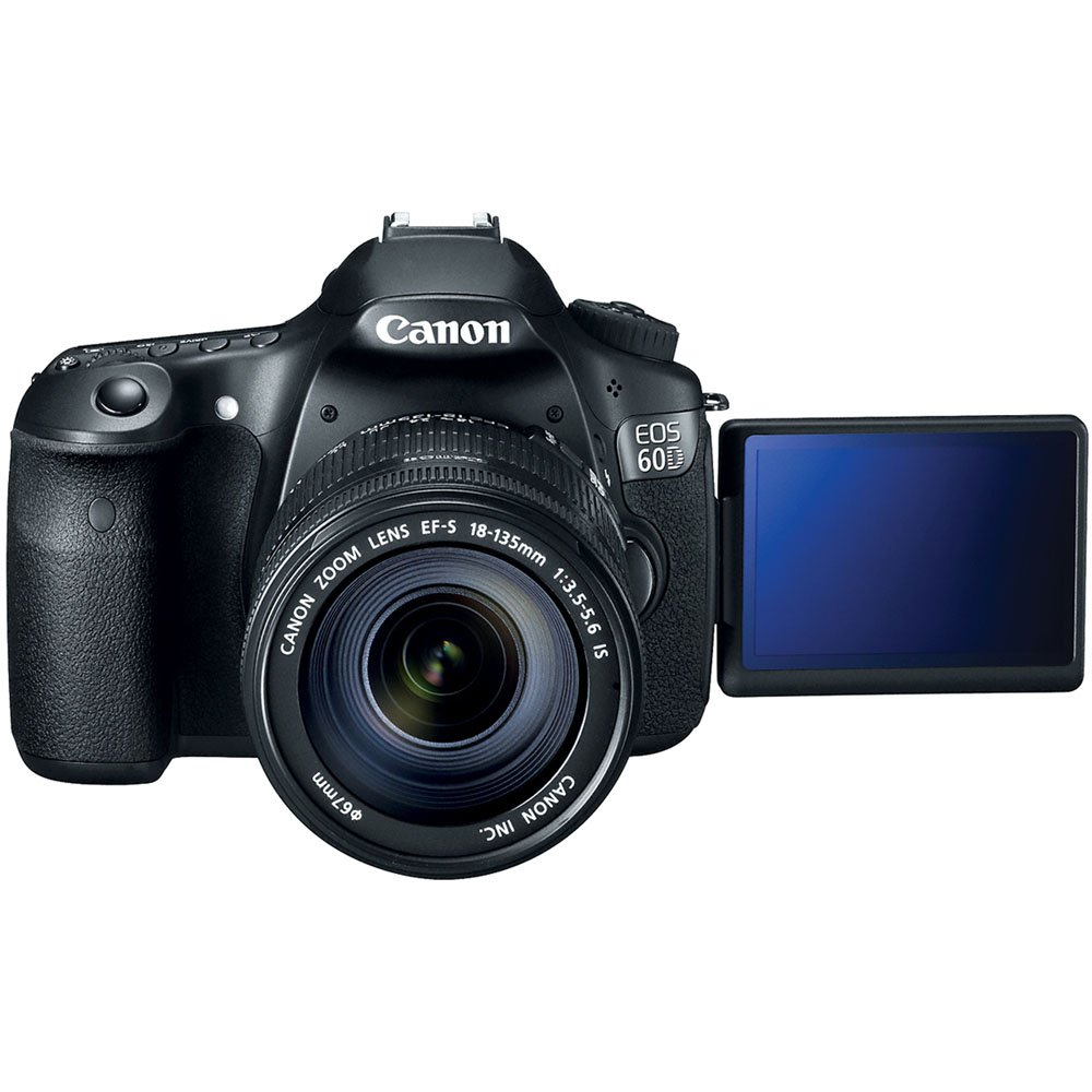 Camera Canon Dslr Camera 60d amazon com canon eos 60d 18 mp cmos digital slr camera with 135mm f3 5 6 is ud lens photo