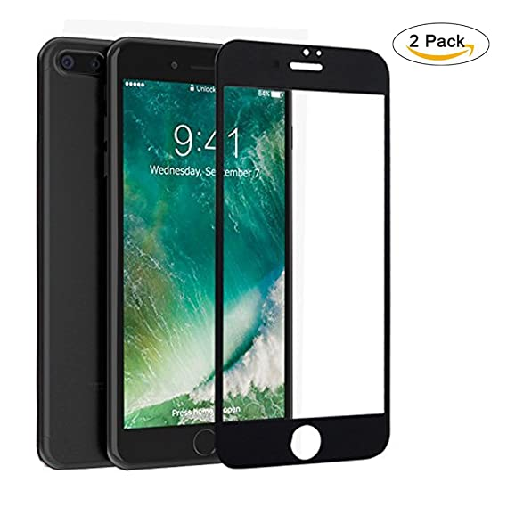 finest selection 2fdaa 87263 Amazon.com: iPhone 8 Screen Protector 3D Touch Anti-Scratch Tempered ...
