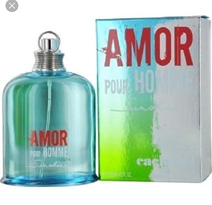 Amor Pour Homme Sunshine By Cacharel Eau De Toilette Spray 75ml