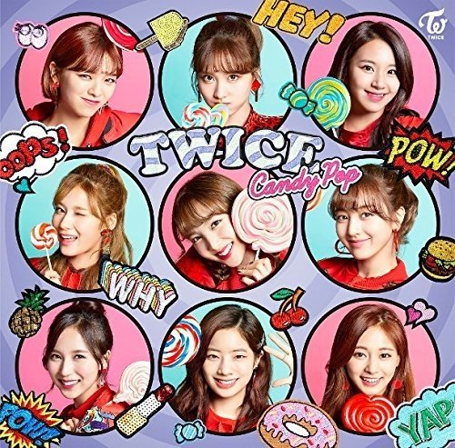CD : Twice - Candy Pop (Japan - Import)