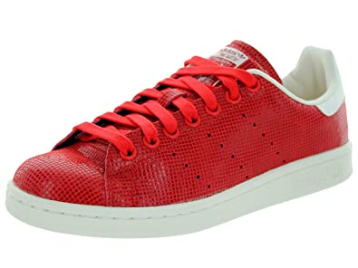 Adidas Women Stan Smith W (red / cwhite)