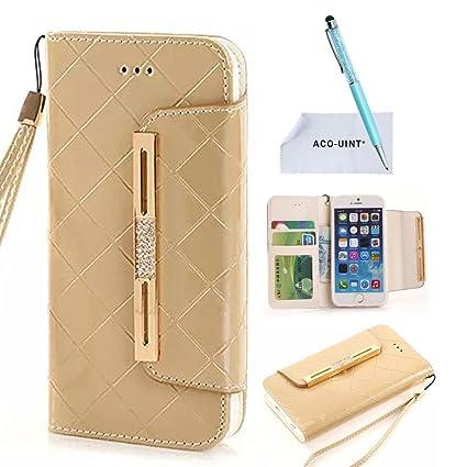Amazon Com Iphone 6s Plus Wallet Case Iphone 6 Plus Wallet Case Aco