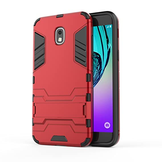 save off 1b732 d1b47 Samsung Galaxy J3 2018/J3 Orbit/J3 Achieve/J3 V 3rd Gen/J3 V 2018/Express  Prime 3/J3 Prime 2/J3 Emerge 2018/Amp Prime 3/J3 Eclips Case, UZER Dual ...