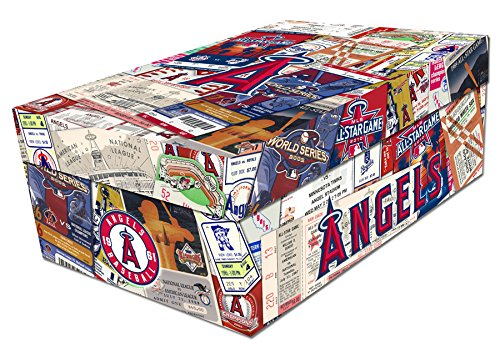 Used, MLB Los Angeles Angels Souvenir Gift/Photo Box for sale  Delivered anywhere in USA