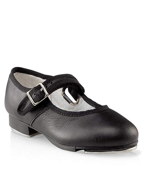 Amazon.com: Capezio 3800 Marie Jane Zapatos de tap para ...