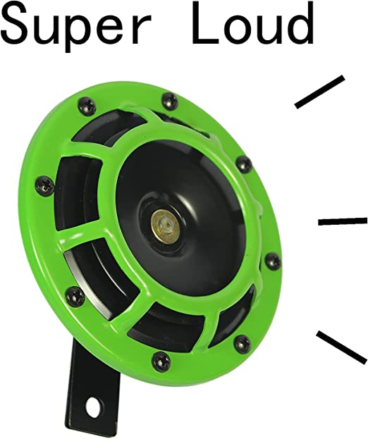 Xinghao Eletric 12 V 135 dB Super Loud High Tone et basse Métal Ton Twin...