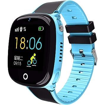 Smartwatch Niños, Reloj Inteligente para Niños IP67 ...