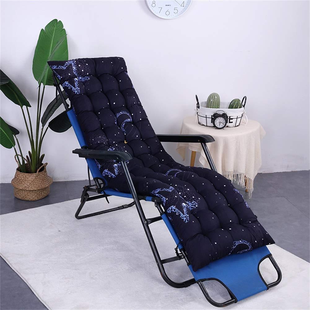 XFXDBT Coussin De Chaise Longue Soutien du Haut du Dos,/épais Extra Large Coussin De Fauteuil Relax Coussin Bain De Soleil Rocking Chair Coussin Jardin Coussin-Khaki 40x110cm