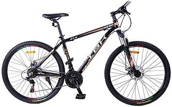IBK – Bicicleta Hero de montaña con cuadro de 66 cm (27,5 ...