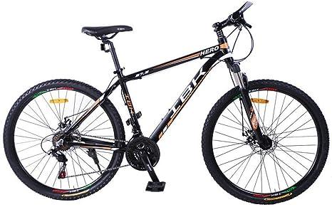 IBK – Bicicleta Hero de montaña con cuadro de 66 cm (27,5 pulgadas ...