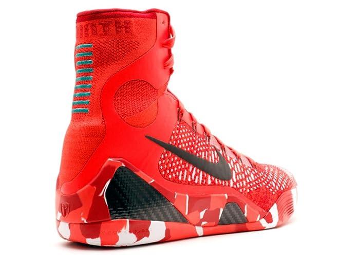the latest 09c3f a20ca Amazon.com   Nike Kobe IX Elite (Christmas)   Shoes