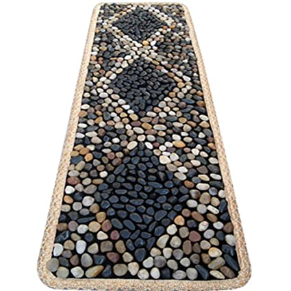 Amazon.com: Eliteshine Foot Massage mat Yoga Mat Kitchen Rug ...